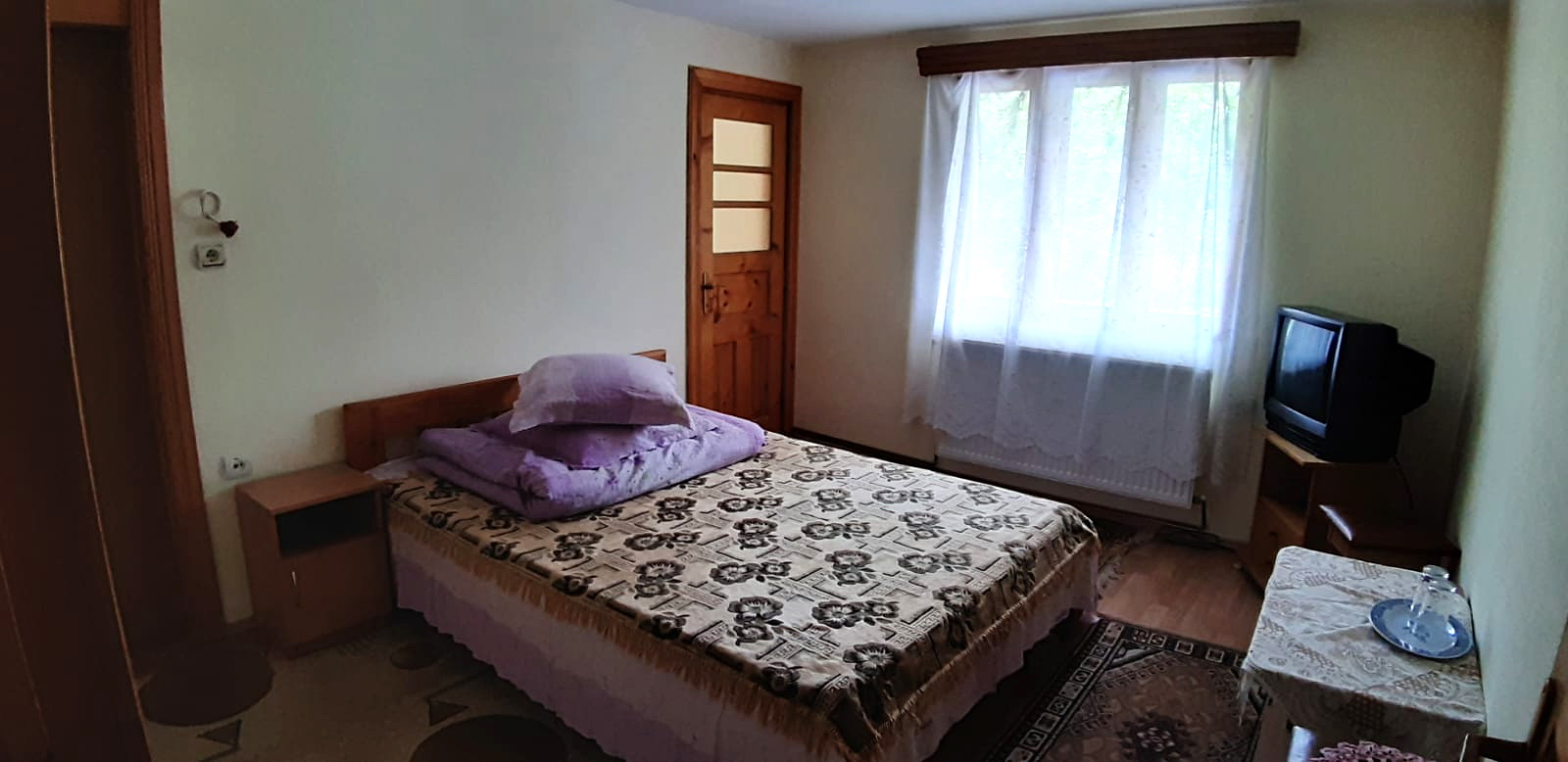 Double Confort Room with balcony