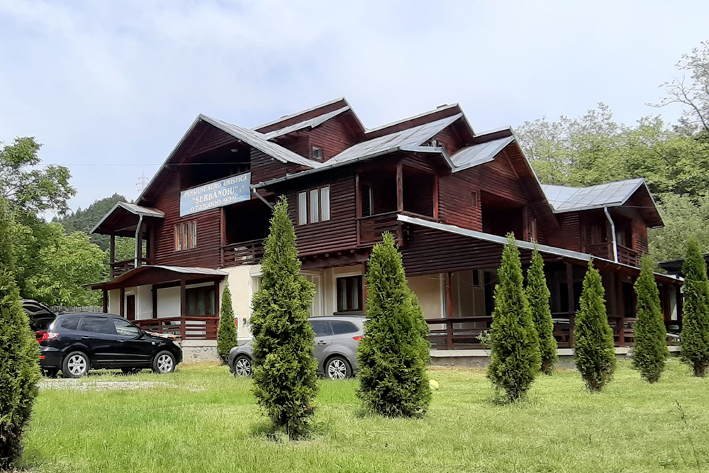 Accommodation Transfagarasan Serbanoiu